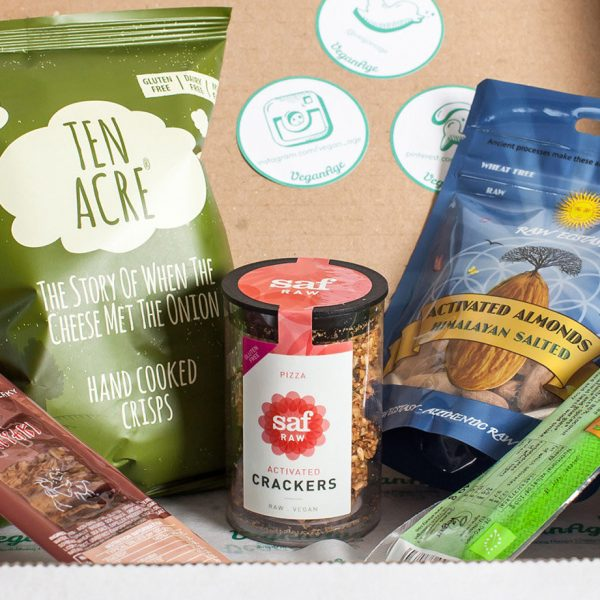 Vegan Savoury-Crave Snack Box
