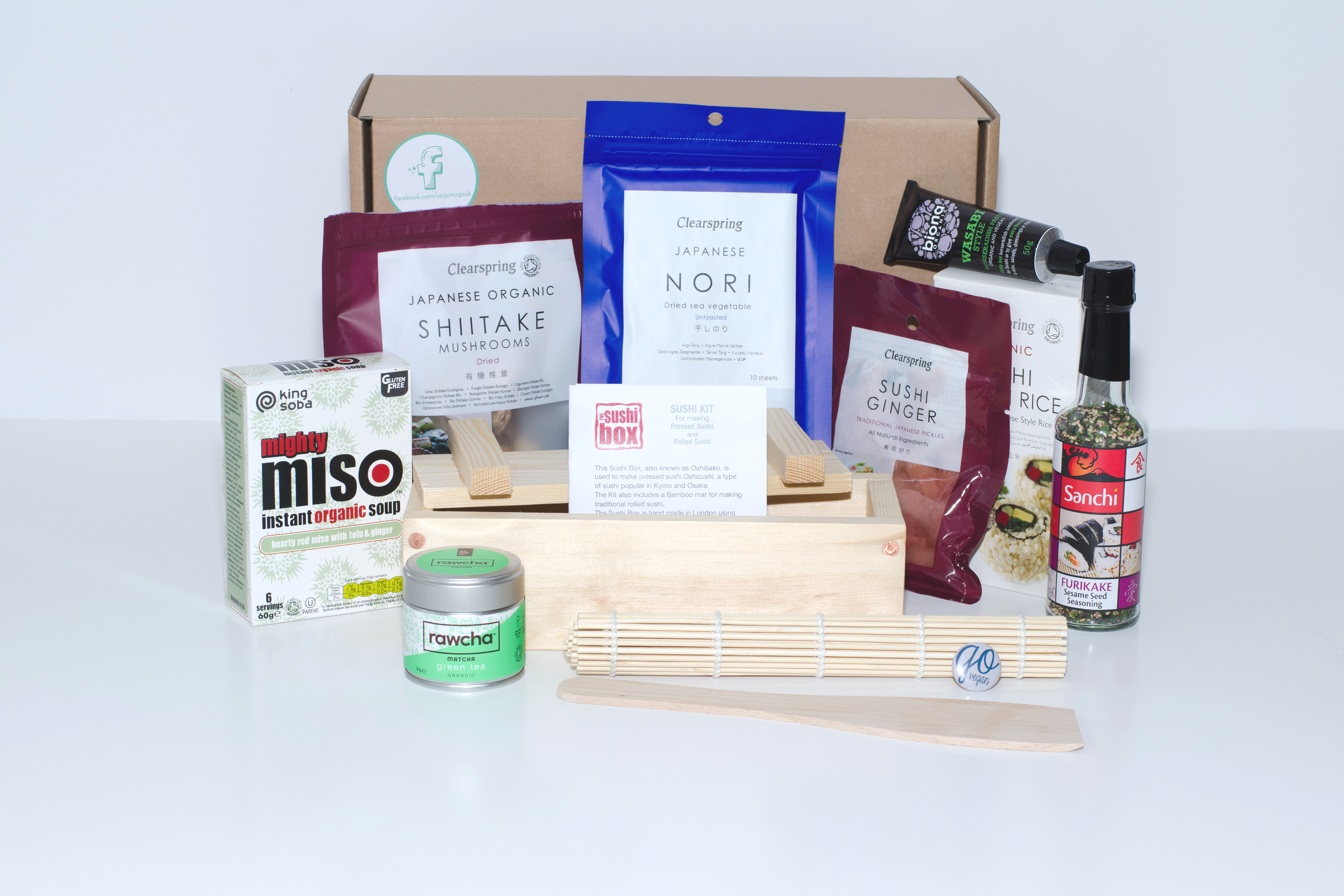 Sushi hamper all products