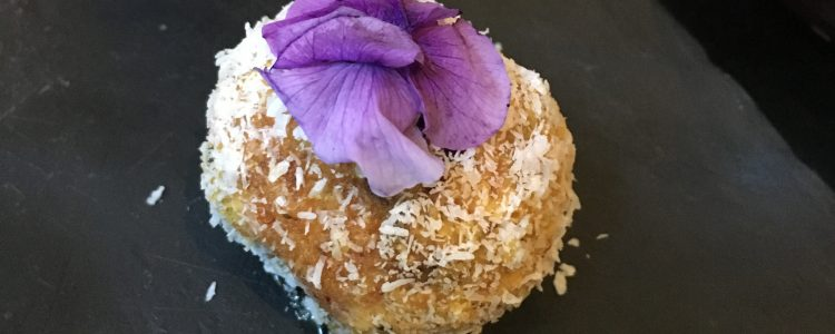 Vegan high-tea delights at La Suite West